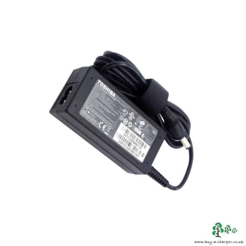 Original 30W Toshiba AC100 AC100-10U AC Adapter Charger Power Cord